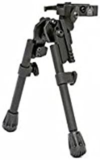 product image for GG&G Xds-2 Qd Tactical Bipod Black Gun Stock Accessories