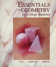 Essentials of Geometry for College Students