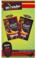 Legit: The Rise of a Cyber Athlete, Home Run Edition & Touchdown Edition, Grade Level 4-7 (Go Reader Classroom - the Future Stars Series)