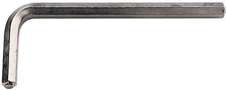 Maurer 2105050 Chiave a brugola cromo vanadio 4,5 millimetri professionale