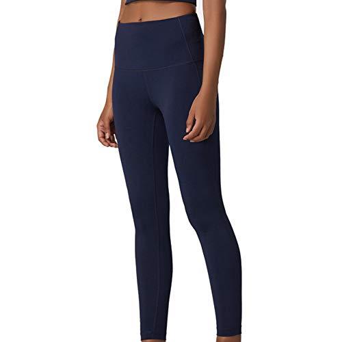 SHIHUAN Dames Gym Leggings Met Hoge Taille, Tummy Control Yoga Broek, Sport Running Workout Leggings Met Zakken Voor…
