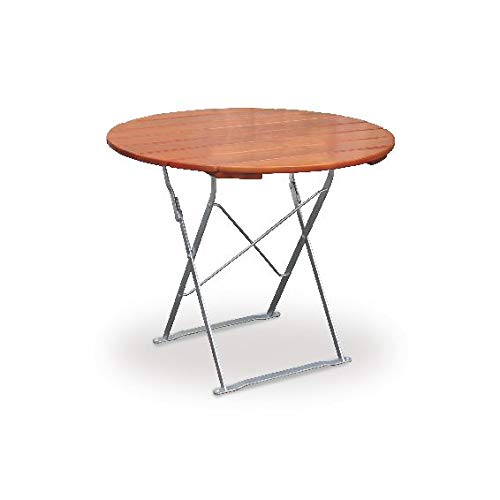 Table edition classic euroLiving ronde cm terrasse ø100 de srQdhtCx