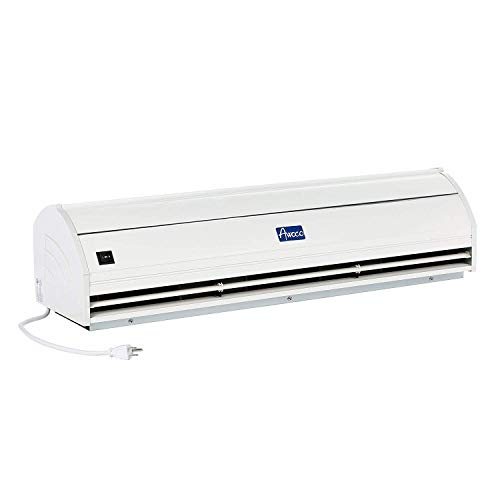 Awoco Elegant 900 CFM 2 Speeds Indoor Air Curtain with Heavy Duty Door Switch, 36-Inch from Awoco