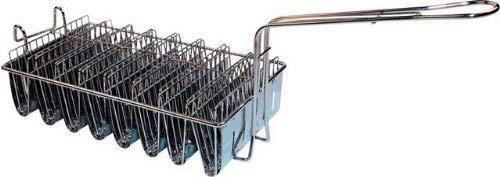Winco TB-8 Taco Basket, Holds 8 Shells (Taco Shell Maker)
