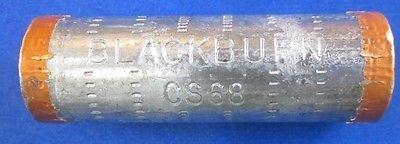 Lot (10) Blackburn CS68 #4 Aluminum Service Entrance SpliceSleeves