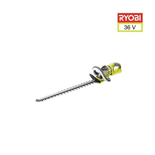 Ryobi RHT36B60R Cisaille pour Haies /Électrique sans fil Coupe 60 cm