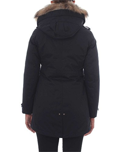 Poliammide Giacca Donna Wwcps2685lm10100 Nero Outerwear Woolrich xwgS0qq
