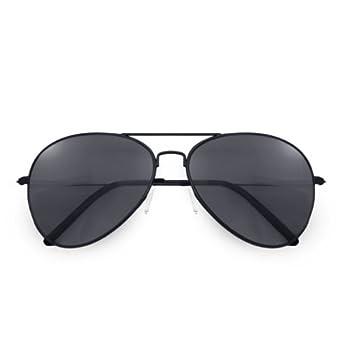 Alpland Sonnenbrille - Style Fliegerbrille - Pilotenbrille Xxl Gläser tiMoSO