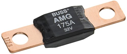 Bussmann AMG-175 AMG High-Current Stud Mount Fuse - 175 Amp ()