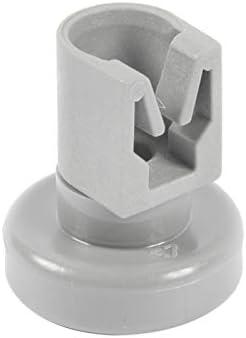Huit Lave-Vaisselle Supérieur Panier Roues Kit Roue Pour Zanussi 50269970005 Gris 25 mm