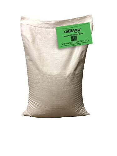GreenView Fairway Formula Grass Seed Perennial Ryegrass Blend, 25 lb Bag