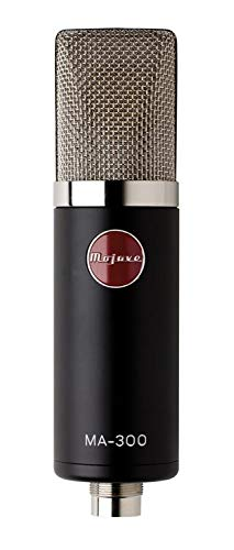 Mojave Audio MA-300 Large-diaphragm Tube Condenser Microphone