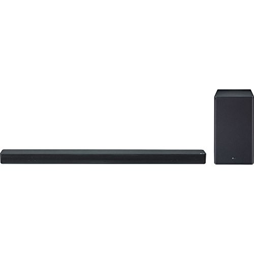 LG SK8Y 2.1 ch High Res Audio Sound Bar with Dolby Atmos (2018) (Certified Refurbished)