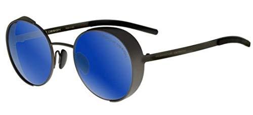 Gafas de Sol Porsche Design P8674 Matte Black/Blue Hombre ...