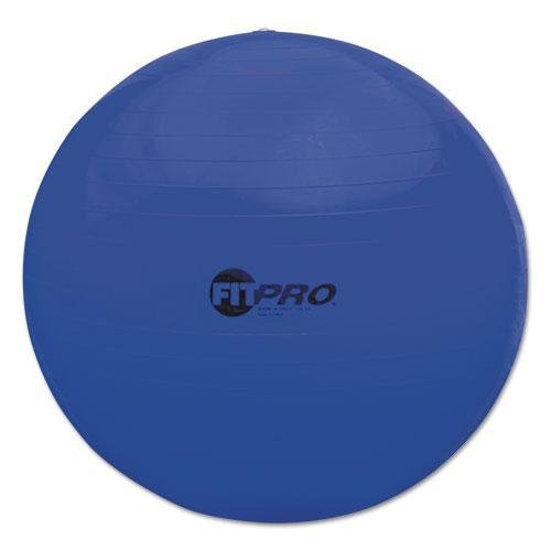 CHAMPION SPORT FP53 FitPro Ball with Stability Legs, 53cm, Blue