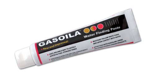 Detects Water - Gasoila Regular Water Finding Paste, 2.5 oz Tube