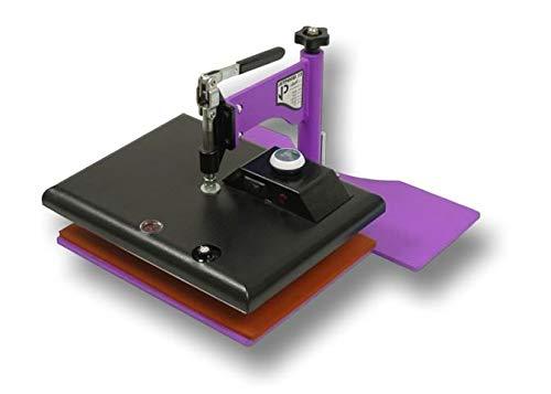 "Best Quality Heat Press For Home Use: Geo Knight JetPress 12""x14"""