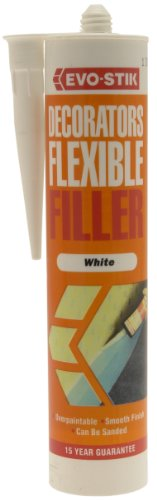 Evostik DECORATORS FLEX FILLER  - WHITE 112926
