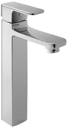 Toto TL630SDH#CP Upton Single-Handle Lavatory Faucet, Vessel, Polished Chrome
