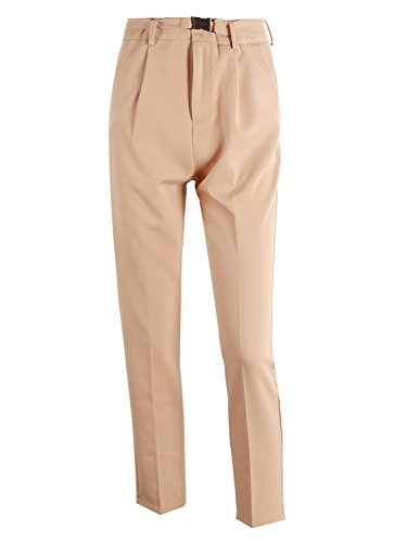 Simplee Apparel - Pantalón - para mujer marrón