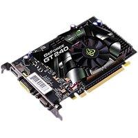 XFX GF GT240 550M 512 MB DDR3 HDMI DVI VGA PCI-E Video Card GT240XYAFA 550 Mhz Core Clock
