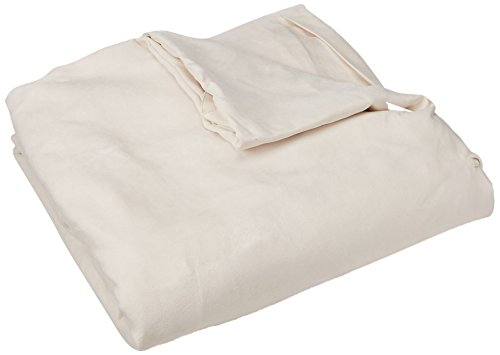 Sure Fit Soft Suede 1-Piece  - Chair Slipcover  - Cream (SF38638) - Futon Cover Soft Suede
