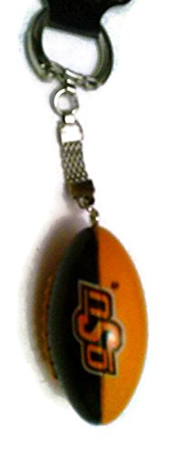 - Rico Oklahoma State Cowboys Hanging Football Keychain