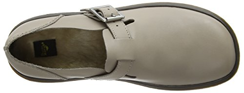 Dr. Martens Women's Patricia III Mary Janes Brown (Taupe 260) 4CPHVnFF
