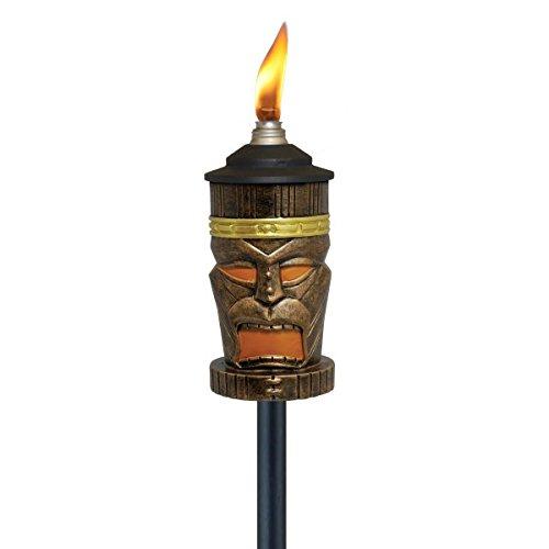 TIKI Brand 63-inch King TIKI 3-in-1 Metal Torch