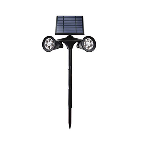 Ultra Bright Double Solar Spot Lights
