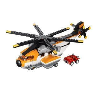 (LEGO Creator 7345 Transport Chopper)