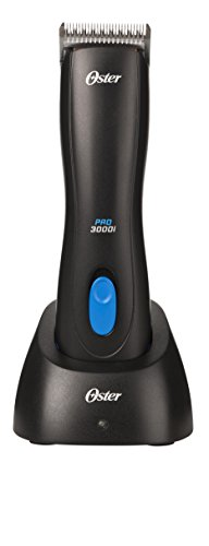 Oster Pro 3000i Cordless Clipper Powered by Lithium-Ion Battery Technology by Oster