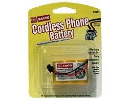 Sanyo Cordless Telephones - PC-H02 Cordless Phone Battery