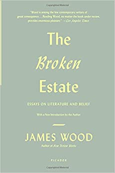 the broken estate essays on literature and belief james wood  the broken estate essays on literature and belief