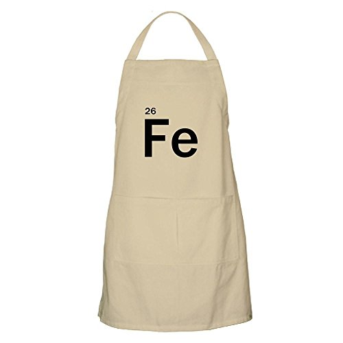 [CafePress - Iron Chef - Kitchen Apron with Pockets, Grilling Apron, Baking Apron] (Funny Chemistry Halloween Costumes)