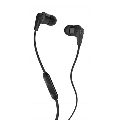 Skullcandy S2IKDY-003 In-Ear Headphone With Mic (Black)