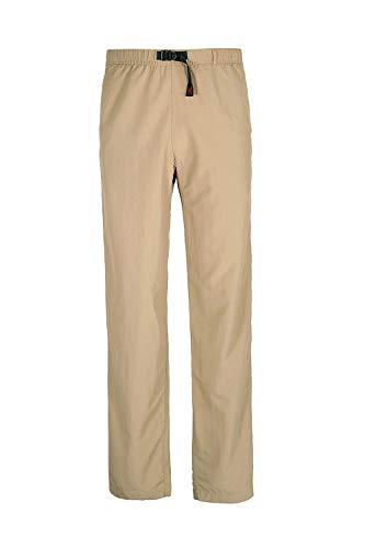 Gramicci Mens Rocket Dry Original G Pant, Beach Khaki, X-Large (Women Gramicci Pants)
