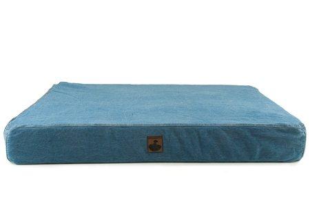 K9 Ballistics Orthopedic Denim Bed Indigo - XX-Large