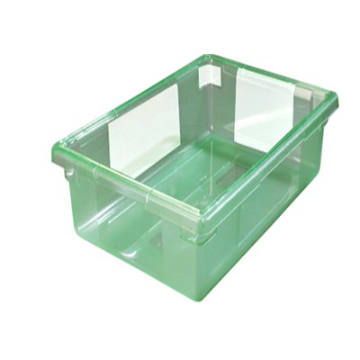 (5 Gallon Green StorPlus Color-Coded Food Storage Box 18