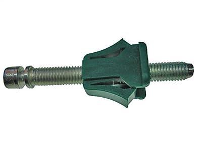 4 pcs Chevy GMC truck SUV van headlight adjuster screws & nuts 1976-2000 by Skrootz