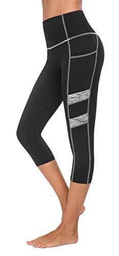 Sugar Pocket Sporthose Damen Yoga Hosen Training Laufende Leggings