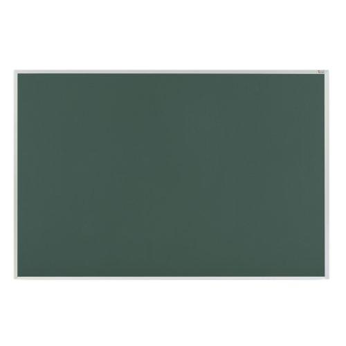 Marsh 48''x72'' Green Composition Chalkboard, Aluminum Trim by Marsh