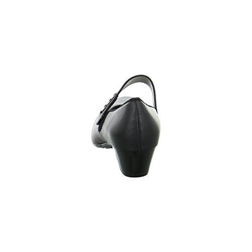 schwarz schwarz schwarz Jenny Court Damen 2263611 71 Schuhe xUXAq16Yn
