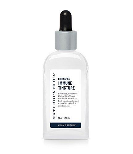 Echinacea Tincture - Naturopathica Echinacea Immune Tincture