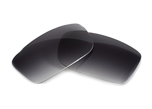 FUSE Lenses for Von Zipper Zorg Grey Gradient - Sunglasses Zorg