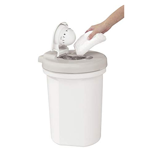 Safety 1st Easy Saver Diaper Pail]()