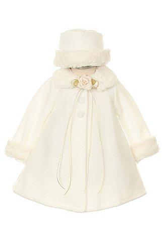 Buy ivory cape dress - 5