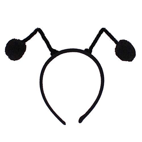 (TopTie Cute Headbands Plush Headwear Party Accessories Halloween)