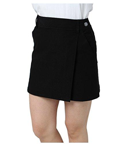 オプスト ゴルフウェア ハイパーストレッチスカート OP220408G01 BK S