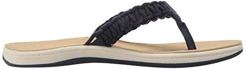 Sperry Top-sider Des Femmes De La Marine Seabrook Sandale Actuelle Pêcheur Bleu Marine